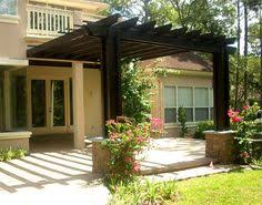 How To Build A Simple Pergola by Pergola With Brick Pillars Building A Pergola U2026is There A Better