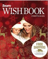 christmas wish book sears wish book