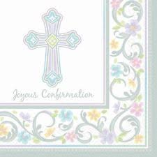 confirmation party supplies amscan communion confirmation party supplies ebay