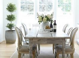 rustic centerpieces for dining room tables white flowers for classic dining table decoration with rustic chairs
