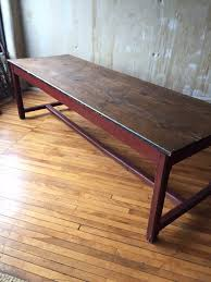 Antique Farm Tables by Antique Italian Farm Table With Stretcher U2013 Mercato Antiques