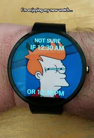 Fry Meme - new watch the meta picture