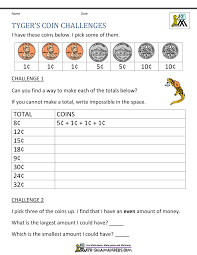 second grade math problems