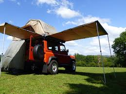 Vehicle Awning 2 0m X 2 5m Expedition Awning Outdoor Tent For 4x4s Vans And
