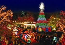 silver dollar city christmas parade schedule lights show winter