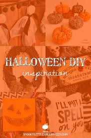 halloween diy inspiration spooky little halloween