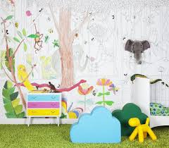 Best Hide  Seek Collection Images On Pinterest Wall Murals - Kid room wallpaper