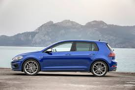 golf r volkswagen vw golf r even more tempting with new brakes titanium exhaust