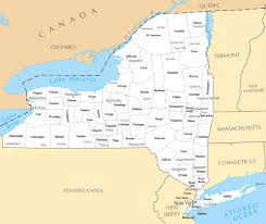 map of state of ny map of state of ny ambear me