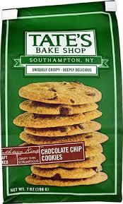 tate s cookies where to buy tate s bake shop cookies chocolate chip 7 oz 2