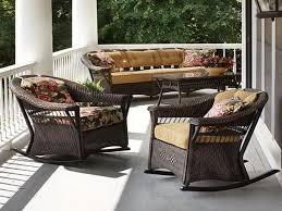 wicker porch furniture design u2013 outdoor decorations