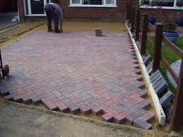 Cost Of Paver Patio Or Fine Design Cost Of Brick Pavers Alluring Brick Paver Patio Cost