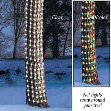 outdoor tree trunk lights from collections etc