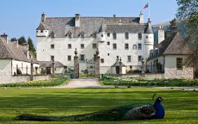 eight top british houses and homes united kingdom scotland