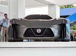 nissan supercar concept nissan vision gt concept 2020 outed teases future gt r photos