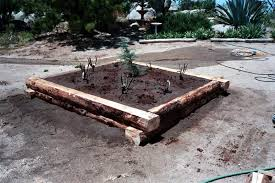 lawn and landscape timbers how to build landscape timbers ideas