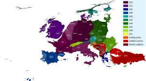 Europe Map Cities by A Europe Of Cities And Regions New Europeans