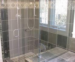 Clean Shower Glass Doors Frantic Glass Shower Door Half Glass Shower Door Clean Glass