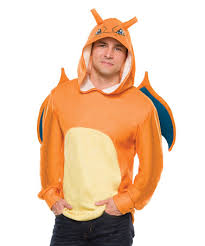 Hoodie Halloween Costumes Zulilyfind Pokémon Charizard Costume Hoodie Men U0027s