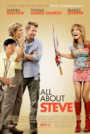 Film Review The Blind Side Edge Of The Plank All About Steve Film Review