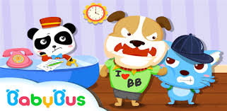 si e auto babybus baby panda hotel puzzle apps on play