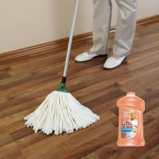Laminate Floor Sticky After Cleaning Amazon Com Mr Clean Liquid All Purpose Cleaner With Febreze