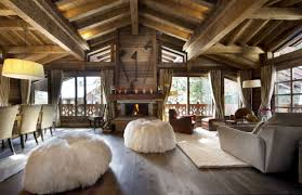 the chalet les gentianes 1850 in courchevel the french alps