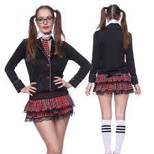 women schoolgirl policewoman cop uniform nurse costume