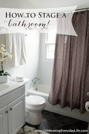 bathroom staging ideas home staging before after home staging ideas how to stage a