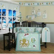 Crib Bedding Animals Geenny Sea Animals 13 Crib Bedding Set Free Shipping Today