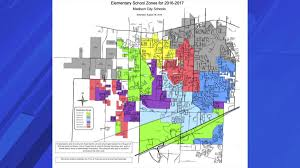 Madison Map Madison City Schools Releases New Zoning Map For Future