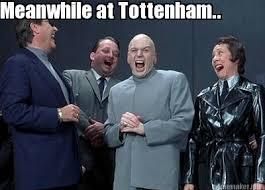 Funny Tottenham Memes - meme maker meanwhile at tottenham