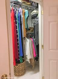 easy master closet organization bless her heart y u0027all