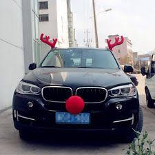 reindeer ears for car reindeer car kit best car 2017