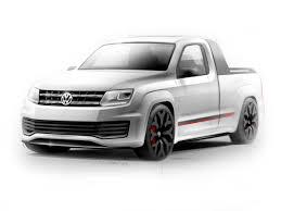 volkswagen pickup 2013 volkswagen amarok power pickup concepts