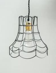 38 best wire lamp images on pinterest lighting design ceiling