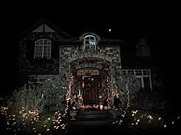 Halloween House Light Show by Halloween Decorations Pictures Breaking News House Wows