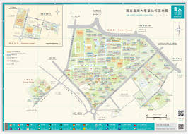 Map Of Northeast National Taiwan University Campus Location U0026 Area