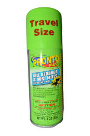 Bed Bug Treatment Products Pronto Plus Bed Bug Spray Travel Size Buy U2022 Things Pinterest