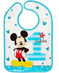 Mickey Mouse 1st Birthday Card Amazon Com Mickey Mouse 1st Birthday Card Die Cut Toys Games