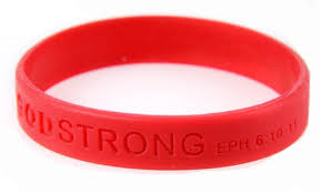 red silicone bracelet images Silicone bracelets the quiet witness jpg