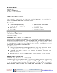 Resume Job Description For Administrative Assistant by Property Management Job Description For Resume Resume For Your