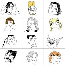 Cartoon Meme Faces - tekken meme faces by k tina on deviantart