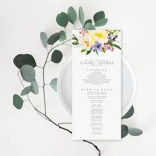 Simple Wedding Ceremony Program The 25 Best Wedding Program Illustrations Ideas On Pinterest
