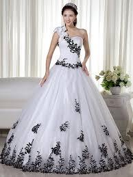 plus size gown wedding dresses vestidos de novia 2017 plus size black and white tow toned vintage