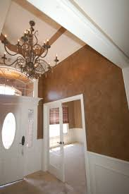 Foyer Paint Color Ideas by Chocolate Foyer Jazzed Chocolate Door Grained U2026 Fabulously Finished