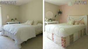 Bedroom Before And After Makeover - blissfully bohemian bedroom makeover u2013 the decor guru