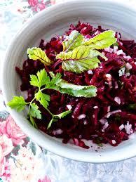 comment cuisiner la betterave crue salade de betterave crue graine de faim kely