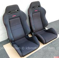 si e auto recaro used honda dc2 integra type r black recaro seats bad car stuff