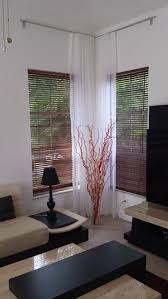 window treatment ideas for sliding glass doors exterior corner